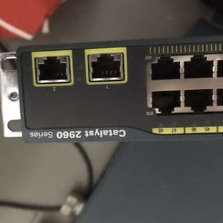 Cisco 2960 Series Switch