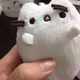 Pusheen Cat Halloween edition plushie