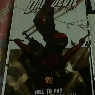 Daredevil vol 1 Hell to pay by Ed Brubaker TPB