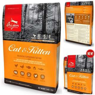 Orijen Cat & Kitten Free Delivery 🚛