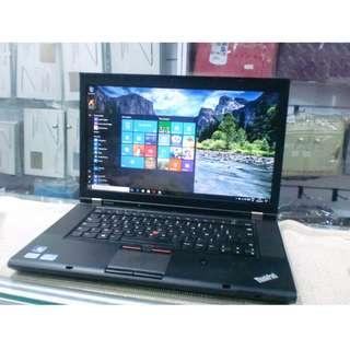 Lenovo Thinkpad Workstiation W530 COREI7 3820QM Quadro K1000M plus WWAN Ericsson