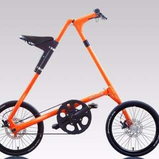 Strida EVO 3 foldable bicycle