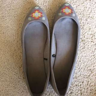 flatshoes by rubi