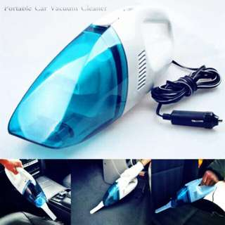 Mini car vacuum