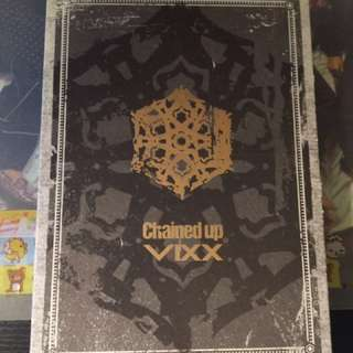 VIXX Chained Up Album