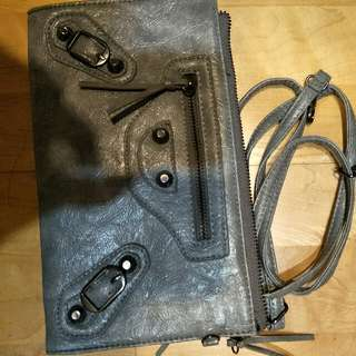 multi-functional clutch or pouch or sling bag