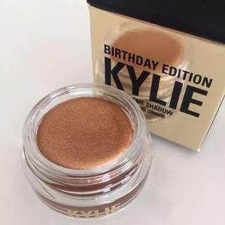 Kylie Cosmetics - Copper Creme Shadow Birthday Edition