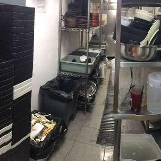 Kitchen steward/Dishwasher