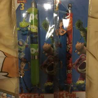 迪士尼 toy story 胡迪 三眼仔