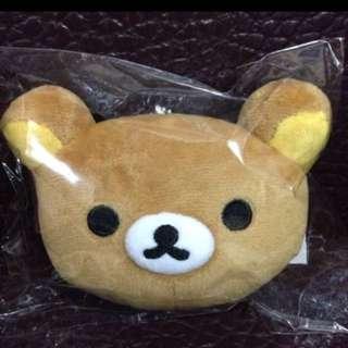全新✨ 療癒系 拉拉熊 🐻 咖啡色 cute熊熊 小吊飾 玩偶 質感很好唷