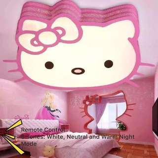 Hello kitty Ceiling Light -LAST ONE