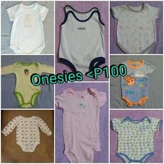 Baby Onesies <P100