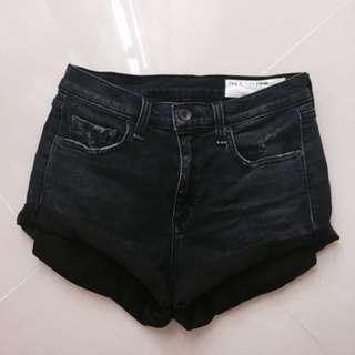 Rag&bone / jean 鐵灰色 短褲