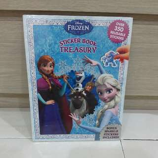 Disney Frozen Sticker Book Treasury