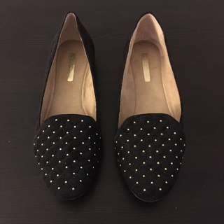 Bcbgeneration Studded Flats Shoes