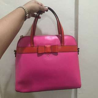 AUTHENTIC NEW KATE SPADE BAG W LONG STRAP