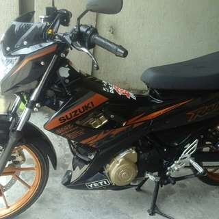Suzuki Raider R 150 Reborn 2015 model