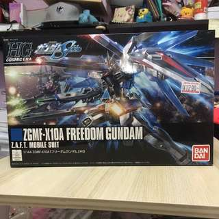 1/144 HGCE ZGMF-X10A Freedom Gundam (REVIVE) by Bandai