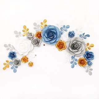 Wedding Arch Paper Flower