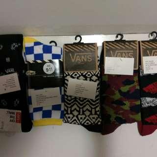 Vans襪子 每雙$300