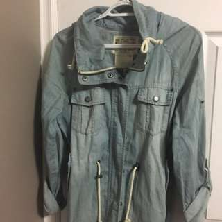 GARAGE Jean Fall/Spring Coat