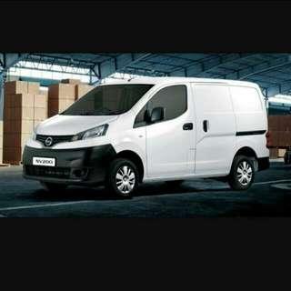 NV200 / NV350 / Cabstar / Van / Lorry / Hiace / Dyna / New / Used