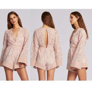 Alice McCall My One and Only Playsuit