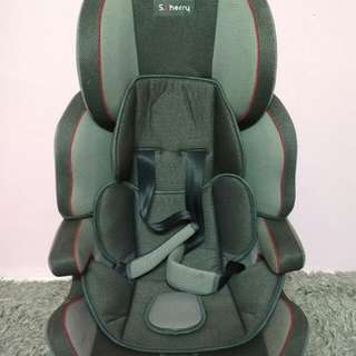 Car Seat and Booster