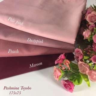 Pashmina premium cotton