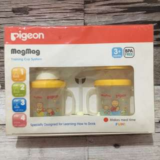 Magmag pigeon training cup