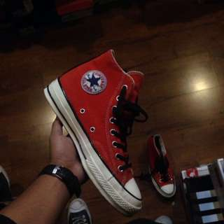 Converse CT 1970 (70s) Red like new
