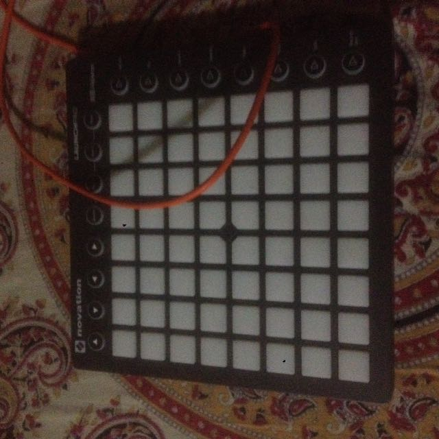 Ableton launch pad