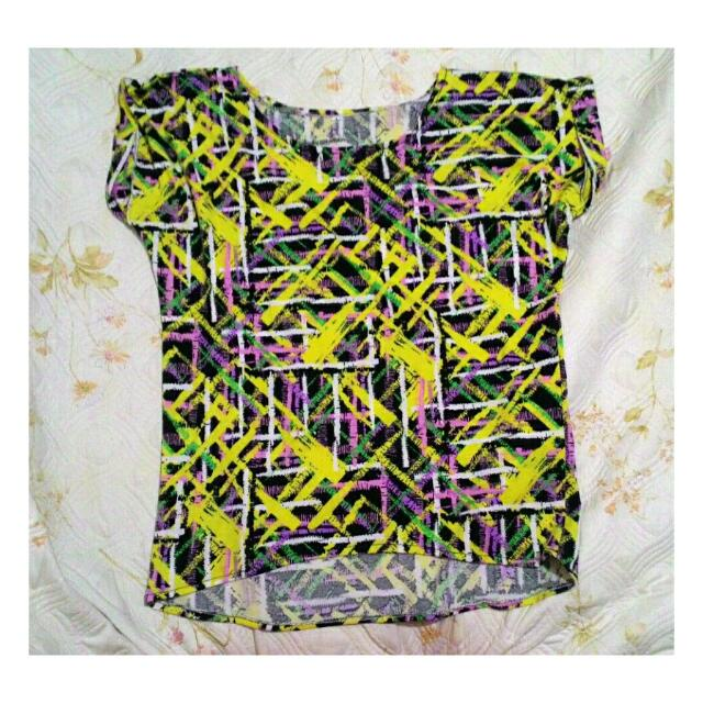 Abstract-Lines Shirt