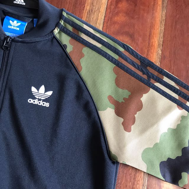 Adidas Originals Camo Jacket