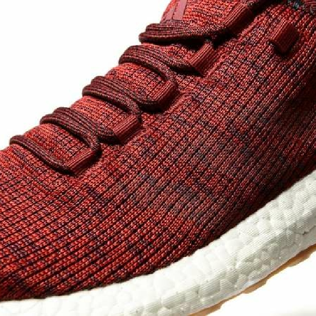 78286e18bac65 Adidas Pure Boost 2.0 Trainers - Burgundy   Mystery Red   Night Navy  US11.5