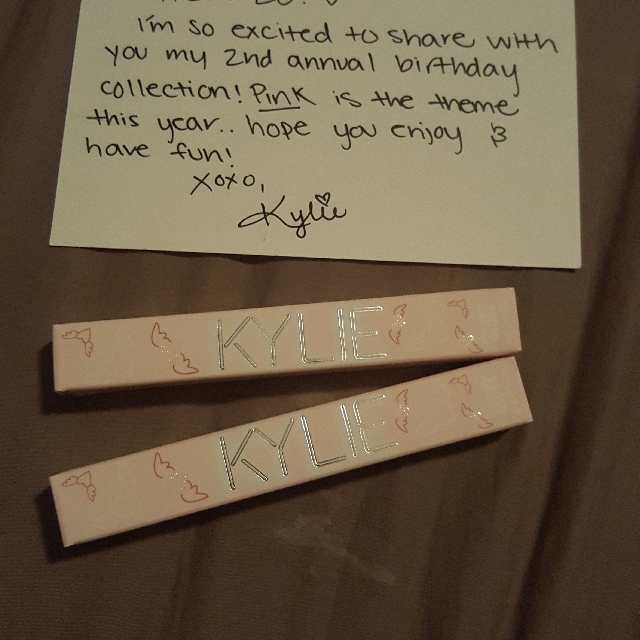AUTHENTIC KYLIE LIP GLOSS