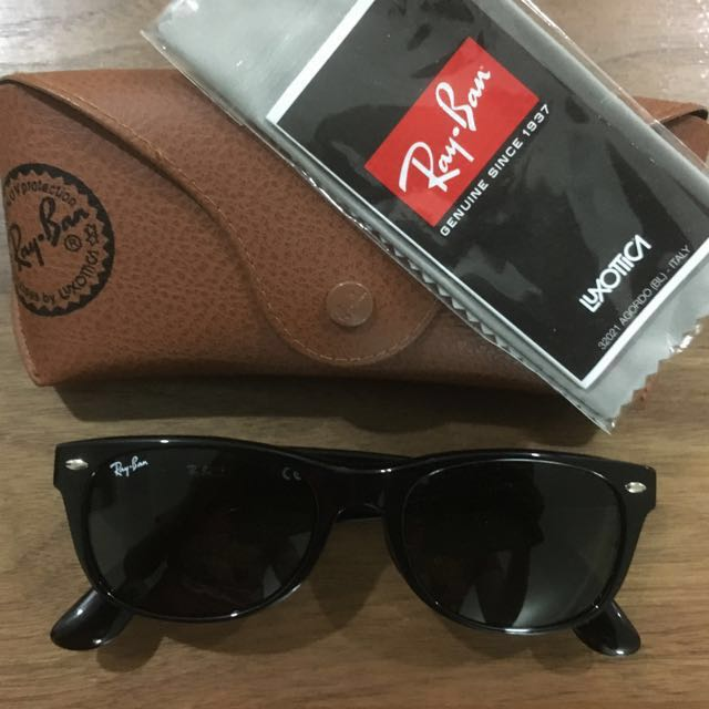 e30a5bfd4f4f ... order authentic ray ban sunglasses womens fashion accessories on  carousell c003c e30a8