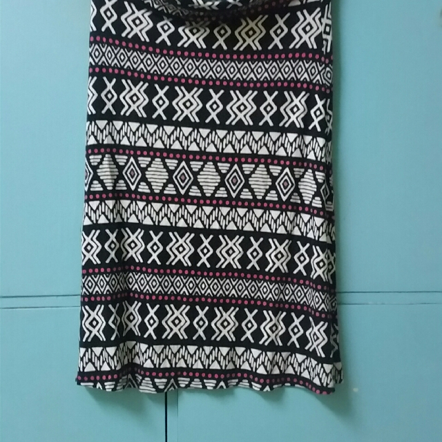 Aztec design skirt