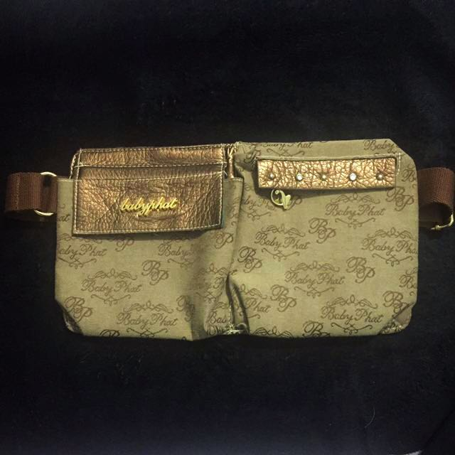 Babyphat Fanny Pack/Bag/Purse