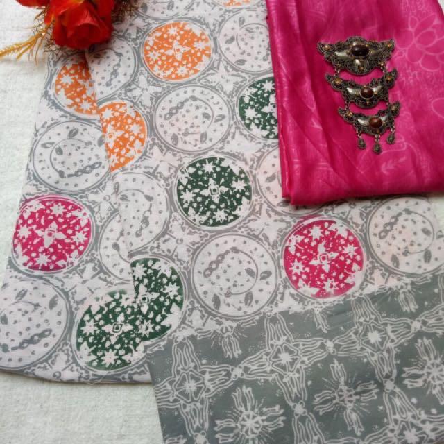 Batik Cap Katun Prima