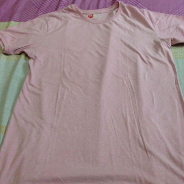Bench body pink shirt