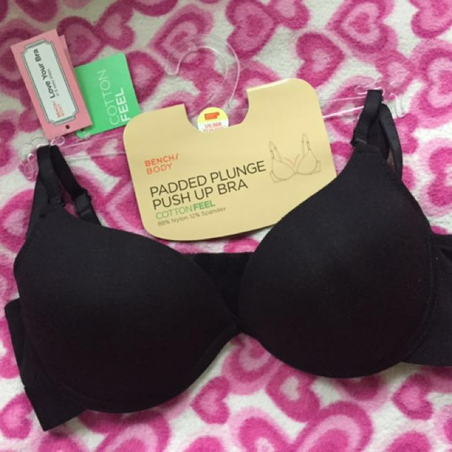 Bench Body Push up Bra 36B