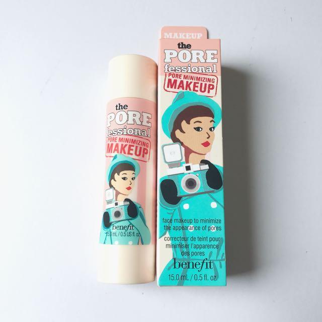 Benefit Pore Minimizing Makeup shade 2 Beige
