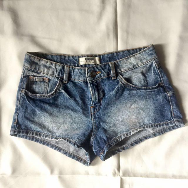 BERSHKA Short shorts