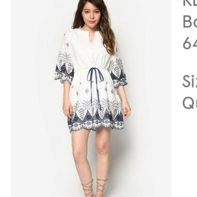84709821c90dc BN Zalora KLEEaisons Bohemian Dress