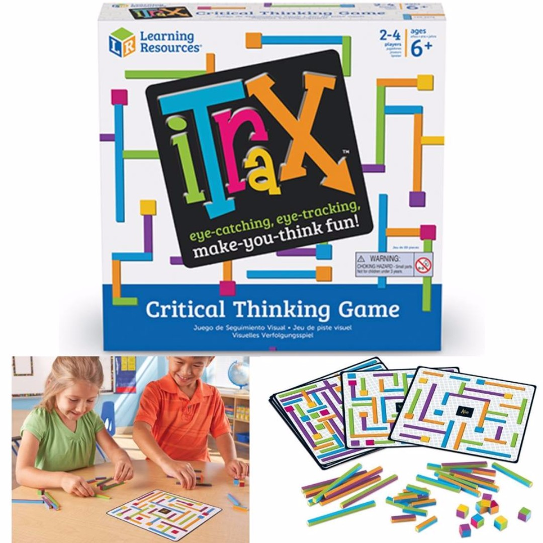 critical thinking game