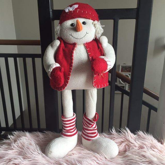 Boneka Snow Man