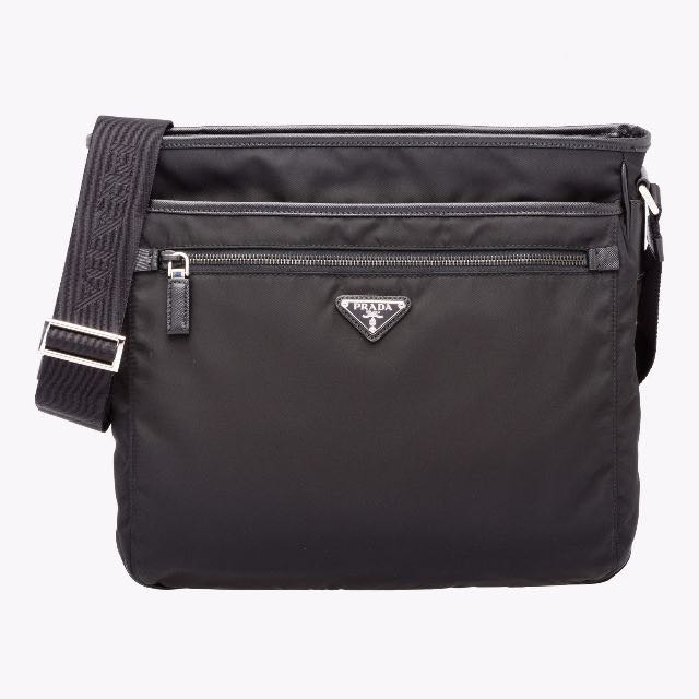 874939ab70 ... discount code for brand new authentic prada messenger bag 2pcs  available mens c03cb b7b0e