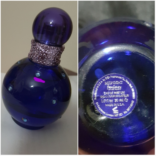 Britney Spears Midnight  Fantasy 30ml