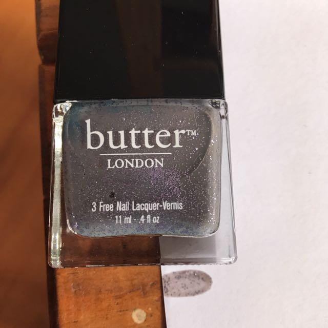 Butter London- No More Waity, Katie